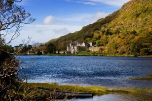 Hotel near Kylemore Abbey